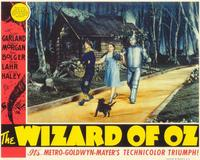 The Wizard of Oz - 11 x 14 Movie Poster - Style F