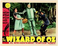 The Wizard of Oz - 11 x 14 Movie Poster - Style I