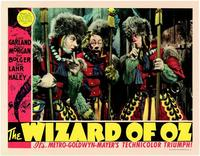 The Wizard of Oz - 11 x 14 Movie Poster - Style J
