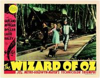 The Wizard of Oz - 11 x 14 Movie Poster - Style K