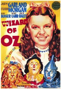 The Wizard of Oz - 11 x 17 Movie Poster - Italian Style A