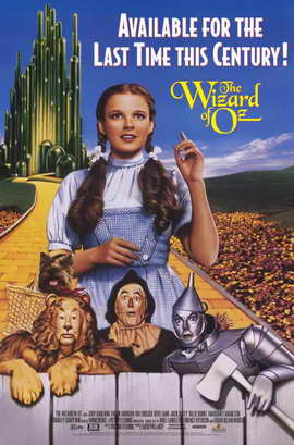 The Wizard of Oz - 11 x 17 Movie Poster - Style C