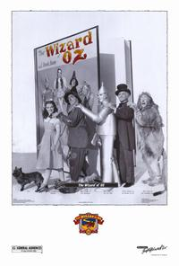 The Wizard of Oz - 27 x 40 Movie Poster - Style A