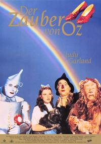 The Wizard of Oz - 11 x 17 Movie Poster - German Style A