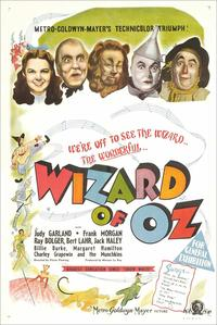 The Wizard of Oz - 11 x 17 Movie Poster - UK Style A