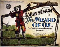 The Wizard of Oz - 11 x 14 Movie Poster - Style M