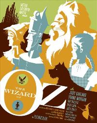 The Wizard of Oz - 11 x 17 Movie Poster - Style K