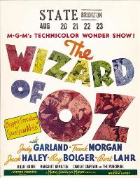The Wizard of Oz - 27 x 40 Movie Poster - Style I
