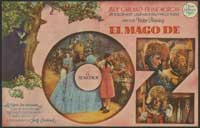 The Wizard of Oz - 27 x 40 Movie Poster - Spanish Style A