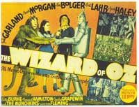 The Wizard of Oz - 11 x 17 Movie Poster - Style S