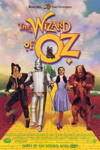 The Wizard of Oz - 11 x 17 Movie Poster - Style B - Museum Wrapped Canvas