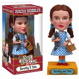 The Wizard of Oz - Dorothy Gale and Toto Bobble Head