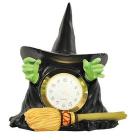 The Wizard of Oz - Wicked Witch of the West Melting Mini Clock