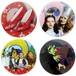 The Wizard of Oz - Coaster 4-Pack