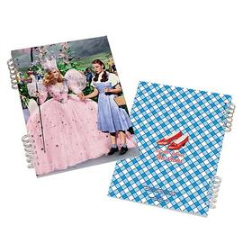 The Wizard of Oz - All About the Shoes Lenticular Notebook