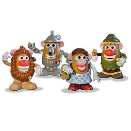 The Wizard of Oz - Dorothy and Friends Mr. Potato Head Boxed Set