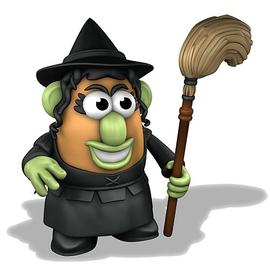 The Wizard of Oz - Wicked Witch Mrs. Potato Head