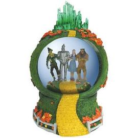 The Wizard of Oz - Follow the Yellow Brick Road Water Globe