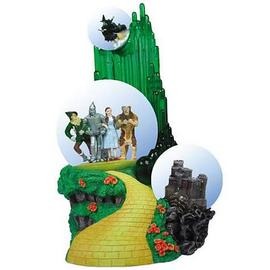 The Wizard of Oz - Emerald City Triple Water Globe