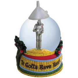 The Wizard of Oz - Tin Man Gotta Have Heart Water Globe