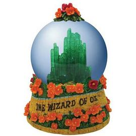 The Wizard of Oz - Emerald City Water Globe