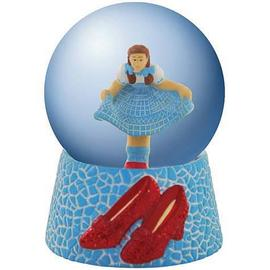 The Wizard of Oz - Dorothy Ruby Slippers Water Globe