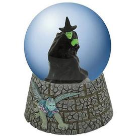 The Wizard of Oz - Wicked Witch of West Flying Monkey Water Globe