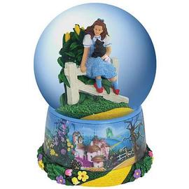 The Wizard of Oz - Dorothy Musical Water Globe