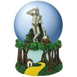The Wizard of Oz - Tin Man Musical Water Globe