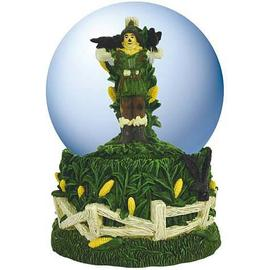 The Wizard of Oz - Scarecrow Musical Water Globe