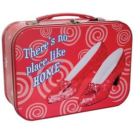The Wizard of Oz - Ruby Slippers Tin Tote