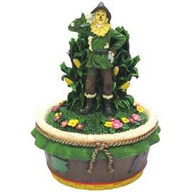 The Wizard of Oz - Scarecrow Trinket Box