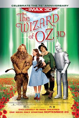 The Wizard of Oz - DS 1 Sheet Movie Poster - Style A