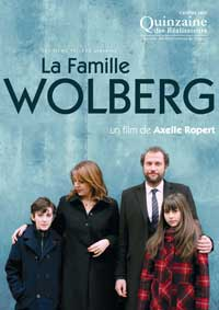 The Wolberg Family - 11 x 17 Movie Poster - French Style A