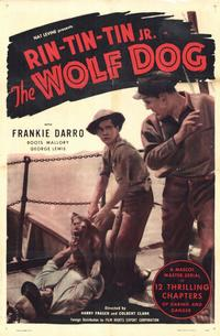 The Wolf Dog - 11 x 17 Movie Poster - Style A