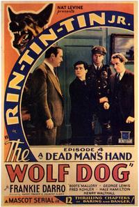 The Wolf Dog - 11 x 17 Movie Poster - Style B