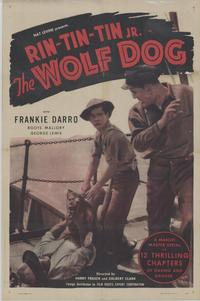 The Wolf Dog - 27 x 40 Movie Poster - Style A