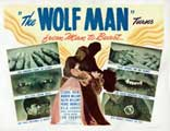 The Wolf Man - 11 x 14 Movie Poster - Style F