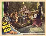 The Wolf Man - 11 x 14 Movie Poster - Style O
