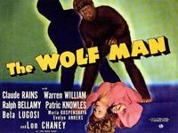The Wolf Man - 11 x 14 Movie Poster - Style A