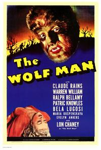 The Wolf Man - 27 x 40 Movie Poster - Style A
