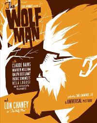 The Wolf Man - 27 x 40 Movie Poster - Style C