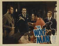 The Wolf Man - 11 x 14 Movie Poster - Style H