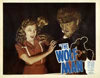 The Wolf Man - 11 x 14 Movie Poster - Style I