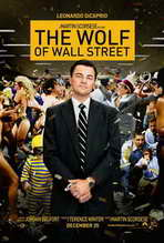 The Wolf of Wall Street - 27 x 40 Movie Poster - Style B
