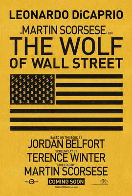 The Wolf of Wall Street - 27 x 40 Movie Poster - Style C