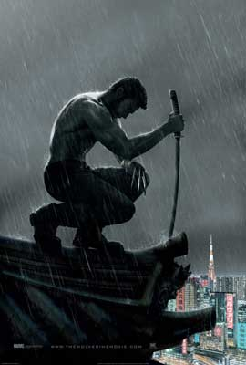 The Wolverine - DS 1 Sheet Movie Poster - Style A