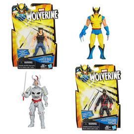 The Wolverine - The Movie 3 3/4-Inch Action Figures Wave 1