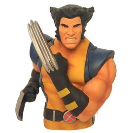 The Wolverine - Unmasked Bust Bank