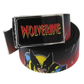 The Wolverine - Character and Logo Black Belt